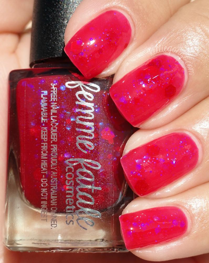 Femme Fatale Cosmetics - Mana Ruby