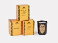 Daim Phaedon Paris Scented Candle