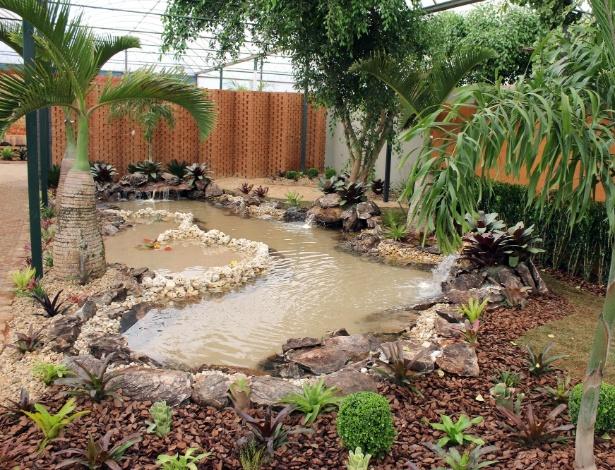 plantas jardins tropicais : plantas jardins tropicais:expoflora maior exposição nacional de flores e plantas ornamentais