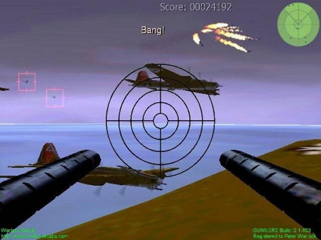 لعبة المدافع الحربية Gunner 2