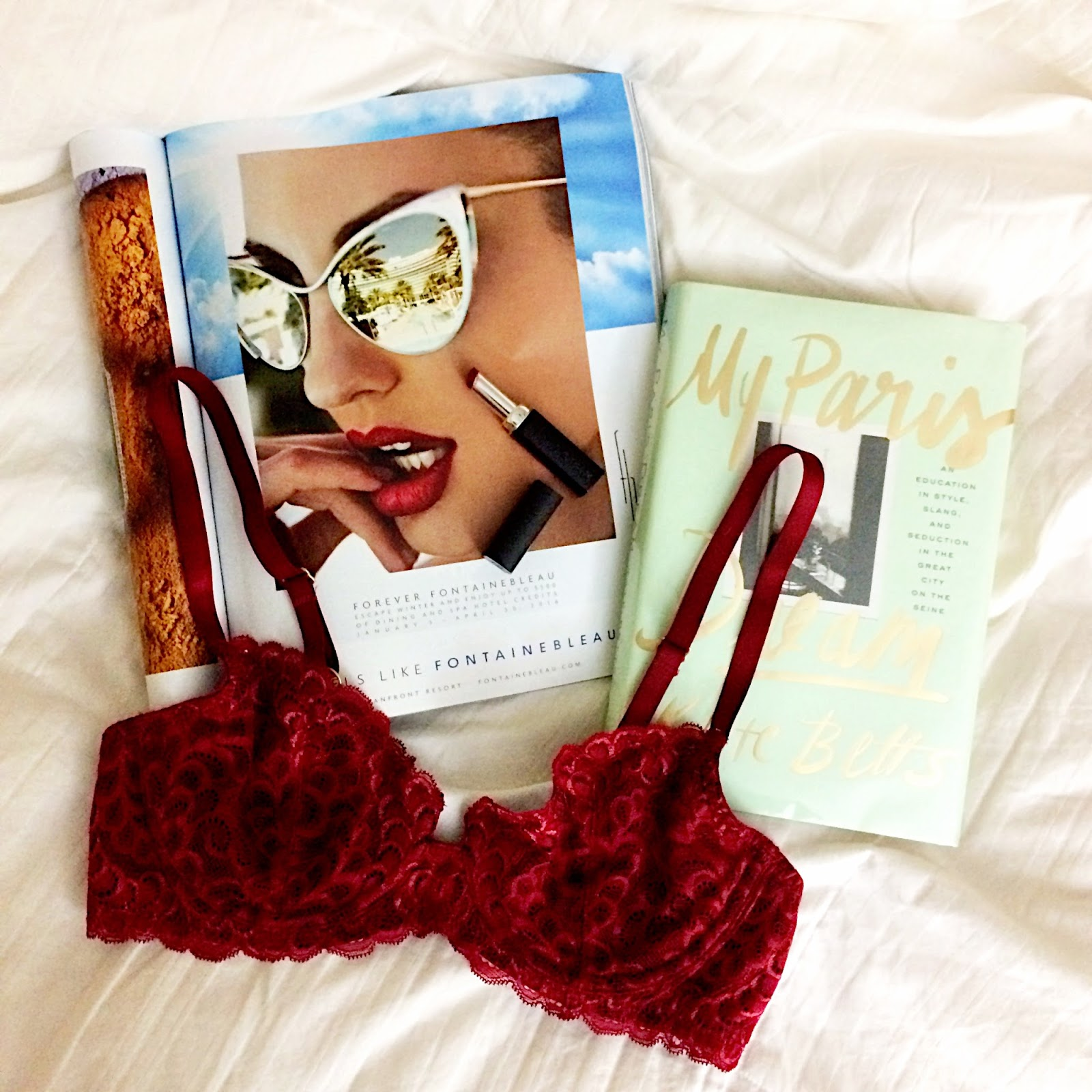 P.S. by Macaron Hoarder: True&Co: A Pretty Bra Shop That Fits Its Name
