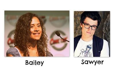 Beautiful People - Bailey & Sawyer