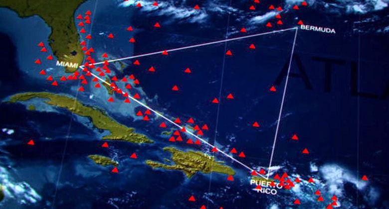 7 Fakta Mengerikan Tentang Segitiga Bermuda