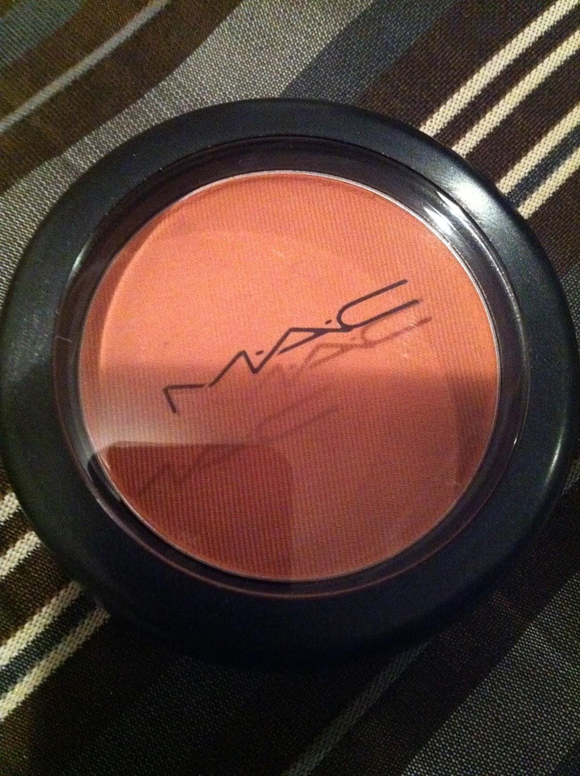 mac coppertone blush - photo #12