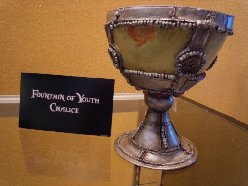 Pirates of the Caribbean Fountain of Youth Chalice