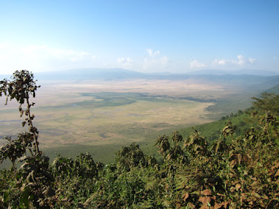 Self Drive Safari Part I: Ngorongoro Crater