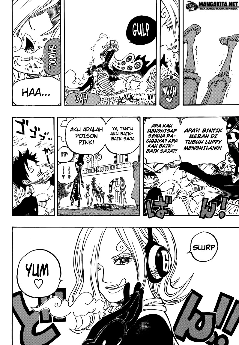 One Piece Chapter 826-14