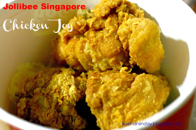 Jollibee Singapore Chicken Joy
