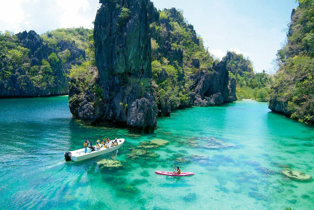 Beautiful Places For Tourism The Philippines Beautiful Place For Tourism
