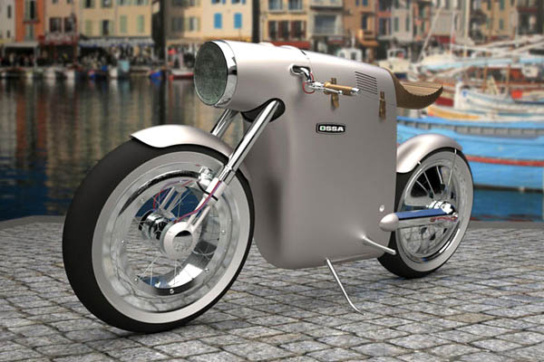 Moto - Ossa Monocasco Racing
