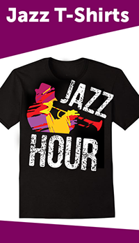 Jazz Hour T-shirt