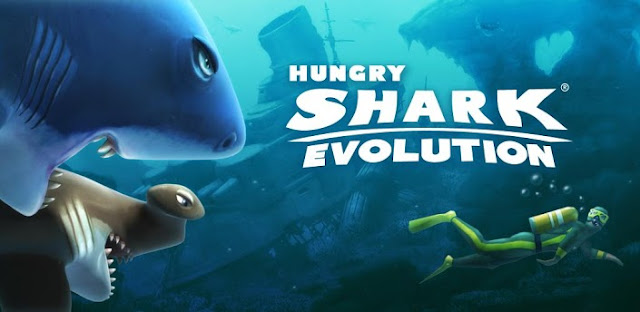 Hungry Shark Evolution v2.0.1 [ Mod Cash] APK