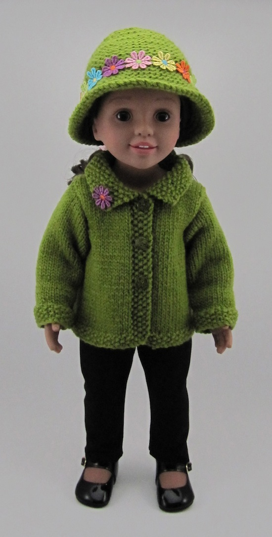 Knitting Pattern Central Amy Doll : Just JEMs: Australian Girl Doll Knitting