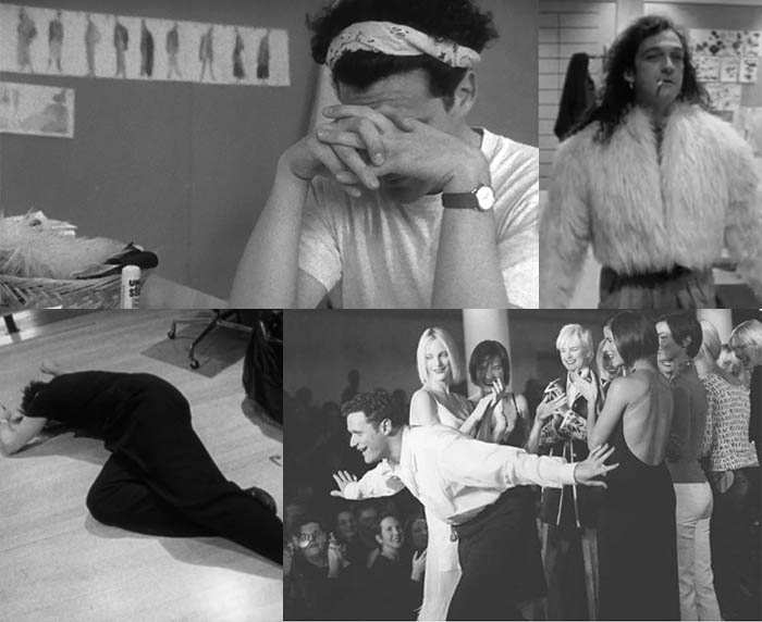 FASHION DOC - ABRINDO O ZÍPER_casaco de pele_documentário de moda_mundo da moda_Issac Mizrahi_desfile_dramaqueen_dramático_filme no netflix