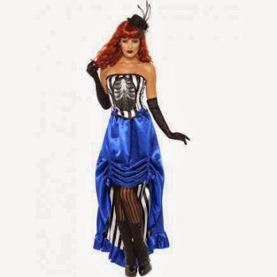 Disfraz PinUp Burlesque