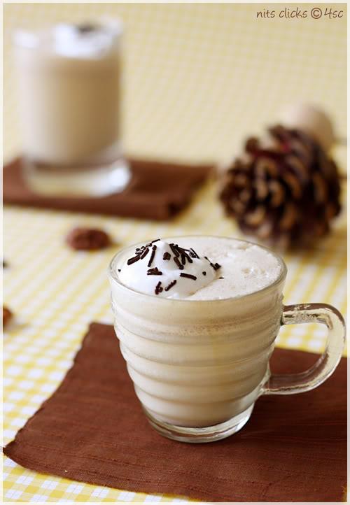 Walnut Coffee Frappe