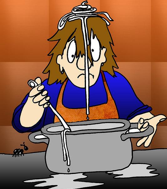 Como limpiar una olla de aluminio quemada - Como limpiar aluminio oxidado ...