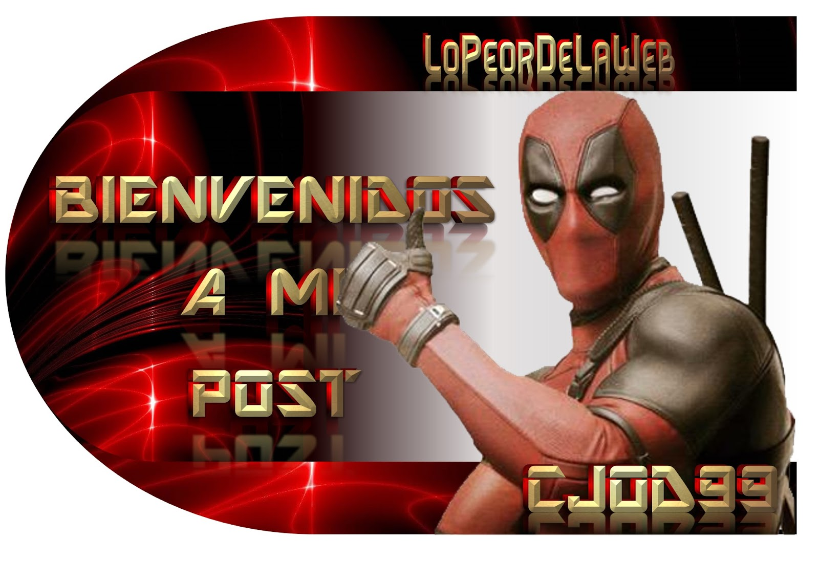 Deadpool (2016) 1080P Audio Latino Final