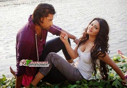 Bangladeshi Film Actress Pori Moni