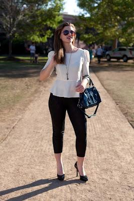 white street style fashion