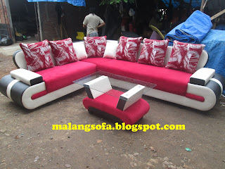 furniture minimalis di malang: Sofa malang
