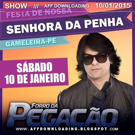 Forró da Pegação – Gameleira – PE – 10.01.2015 – Rep. Novo!!