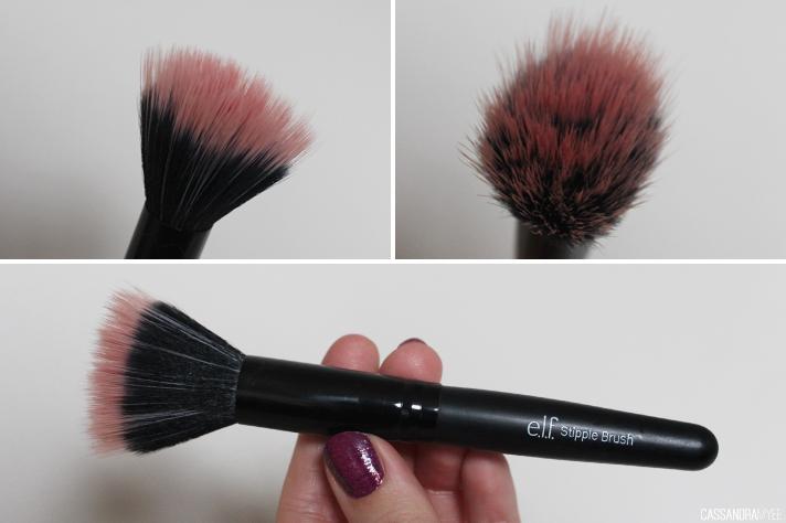 CREAM BLUSHES // My Favourites + Tips & Tricks - e.l.f Studio Stipple Brush - cassandramyee