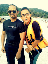 Abah ! My Cayang Mr. Muscle. Muuahh ! Muuaah !