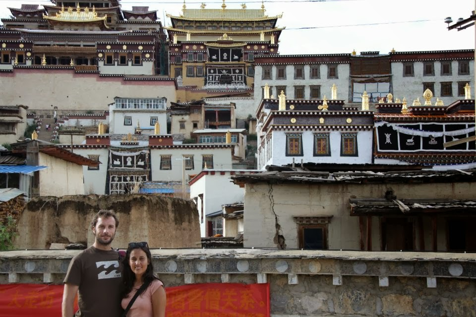 Shangri La - Monasterio tibetano de Songzanlin