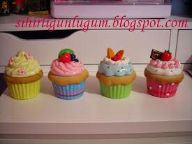 Benim tatlı kutularım :)
