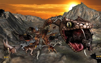 Wolf Online v1.4.0 MOD APK + DATA Android