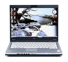 Fujitsu-Siemens Lifebook S6510 / 14.1-inch Laptop Review
