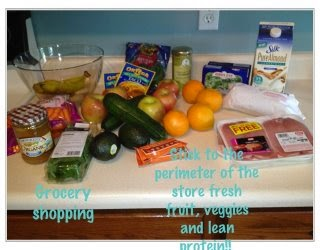 meal planning and prep examples