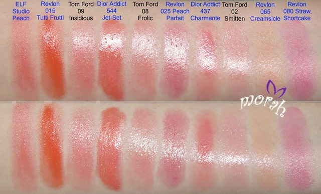 Revlon Strawberry Shortcake Lip Butter Morah Makeup Blog: 7 T...
