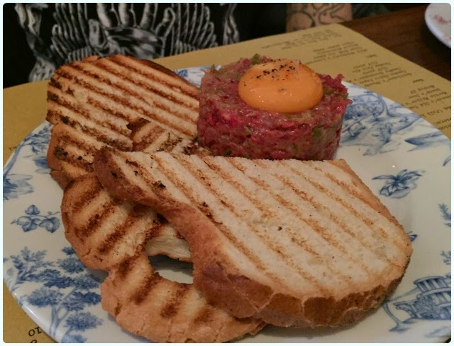 Mishkin's, London - Tartare