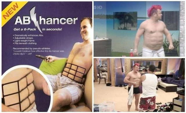 six pack humor