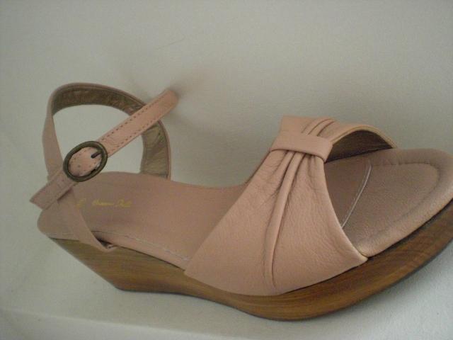Zapato B Hermano Color Primario Rosa - Ropa, Bolsas y