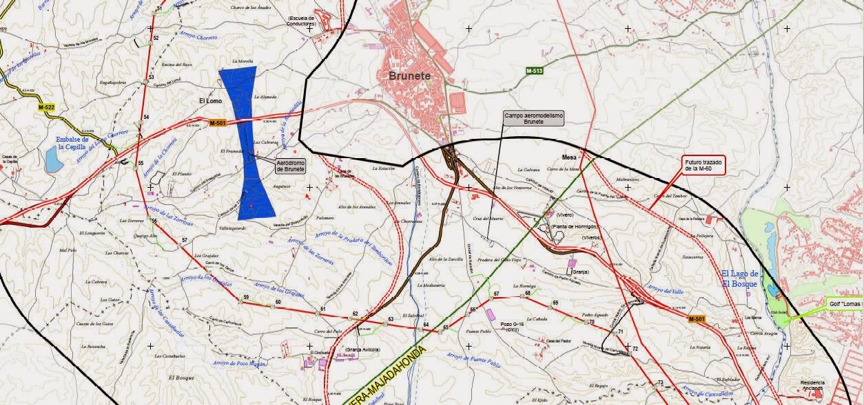 Circuito Brunete : Lamatmata la línea mat