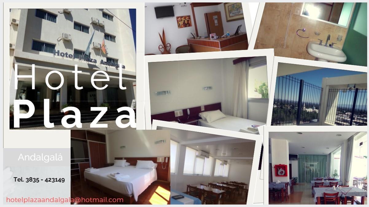 Hotel Plaza Andalgalá