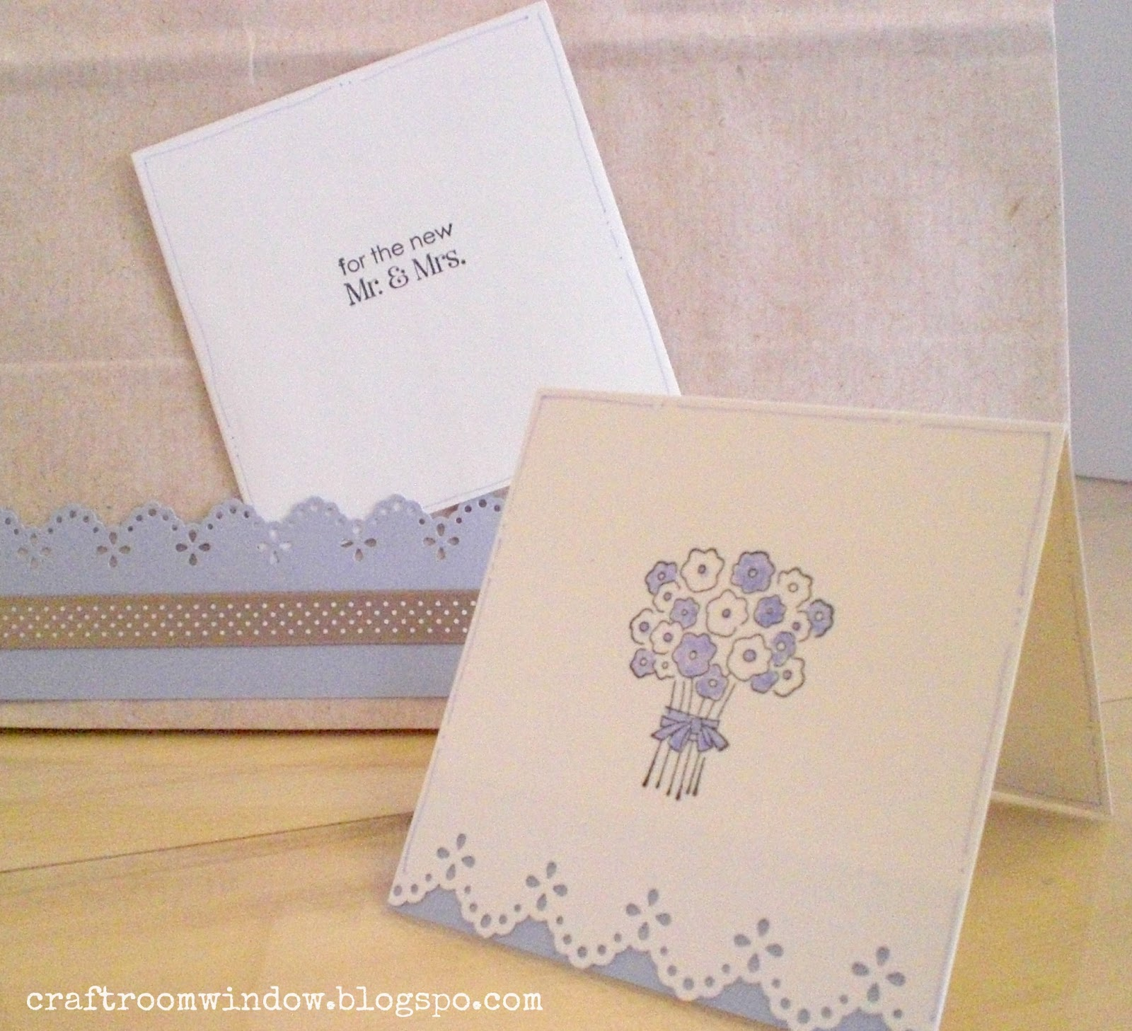 Wedding Gift Experiences : ... thoughts, creations and experiences...: 3x3 gift card for a wedding