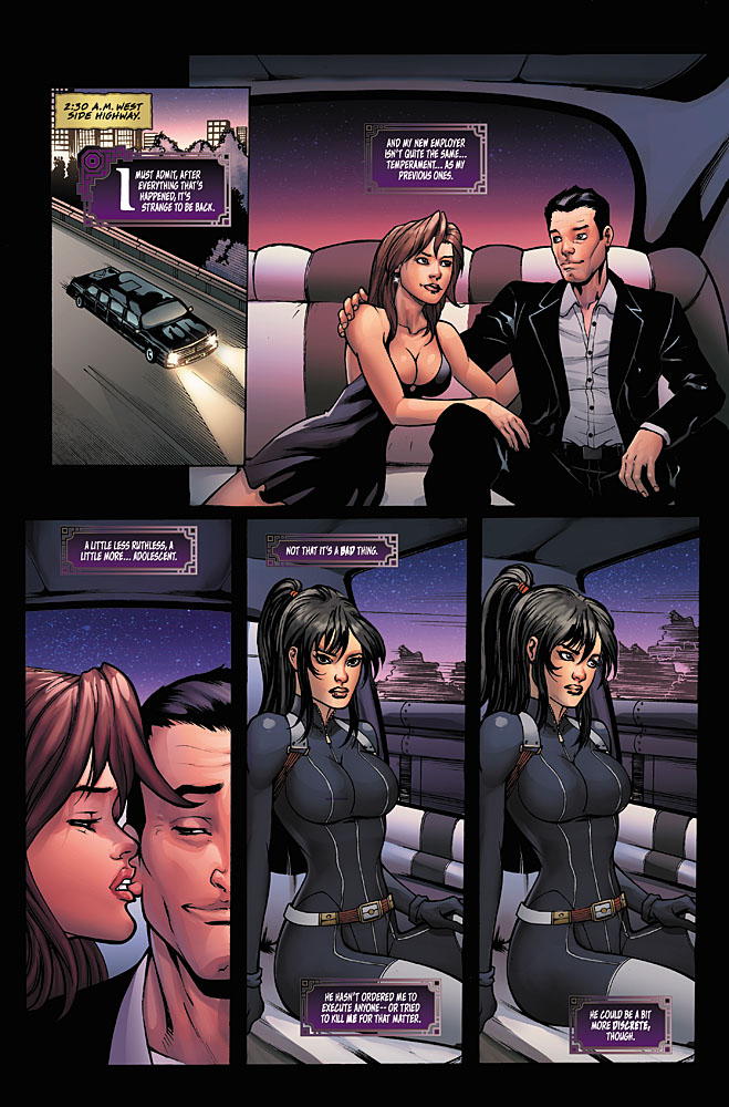 Preview: EXECUTIVE ASSISTANT: IRIS (vol 3) #1
