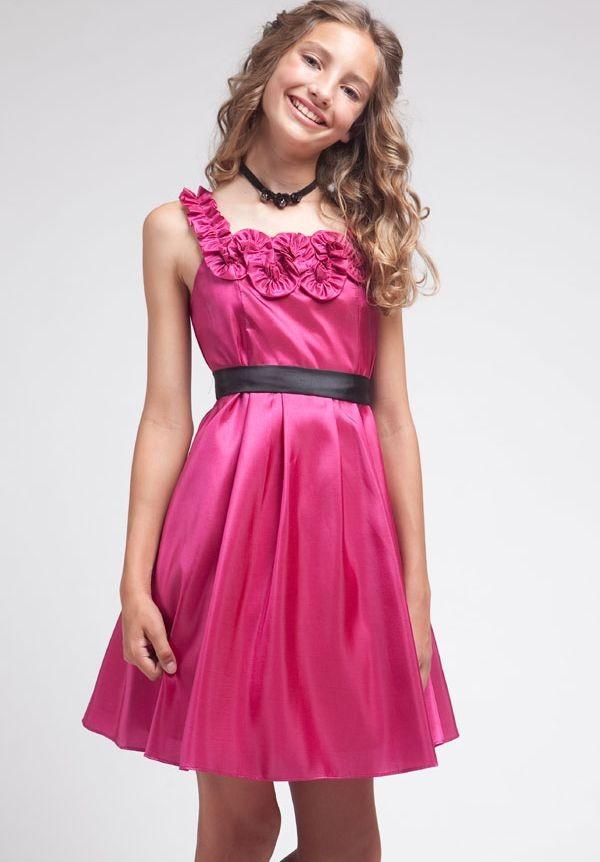 Платья Для Девочки 11 Лет На Выпускной Купить