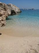Vacanze finitemanicure golden pois + foto mare (cala mariolu )