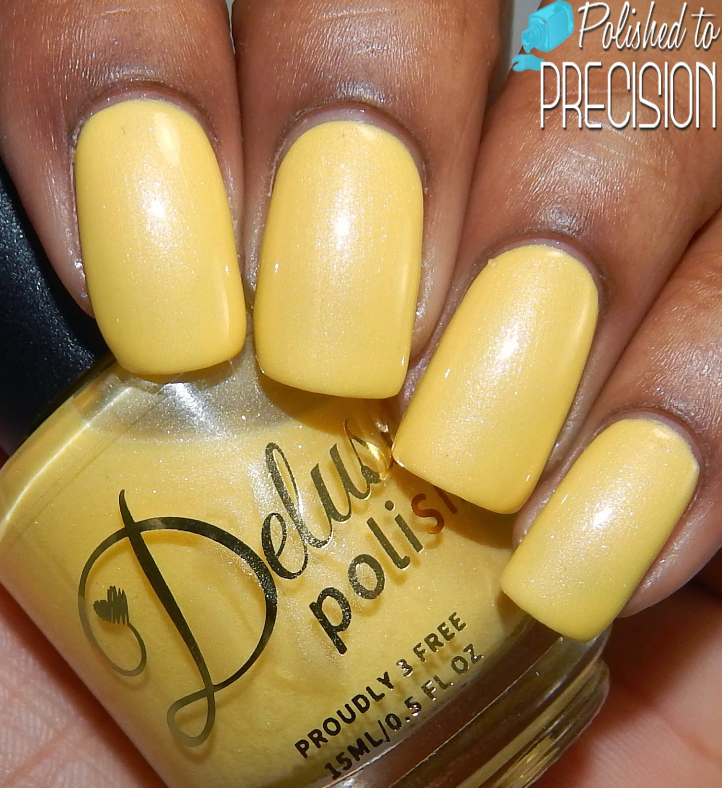 Delush Polish You Go Glow Girl!