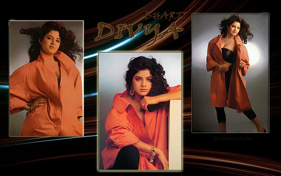 Divya Bharti Hot Photoshoot