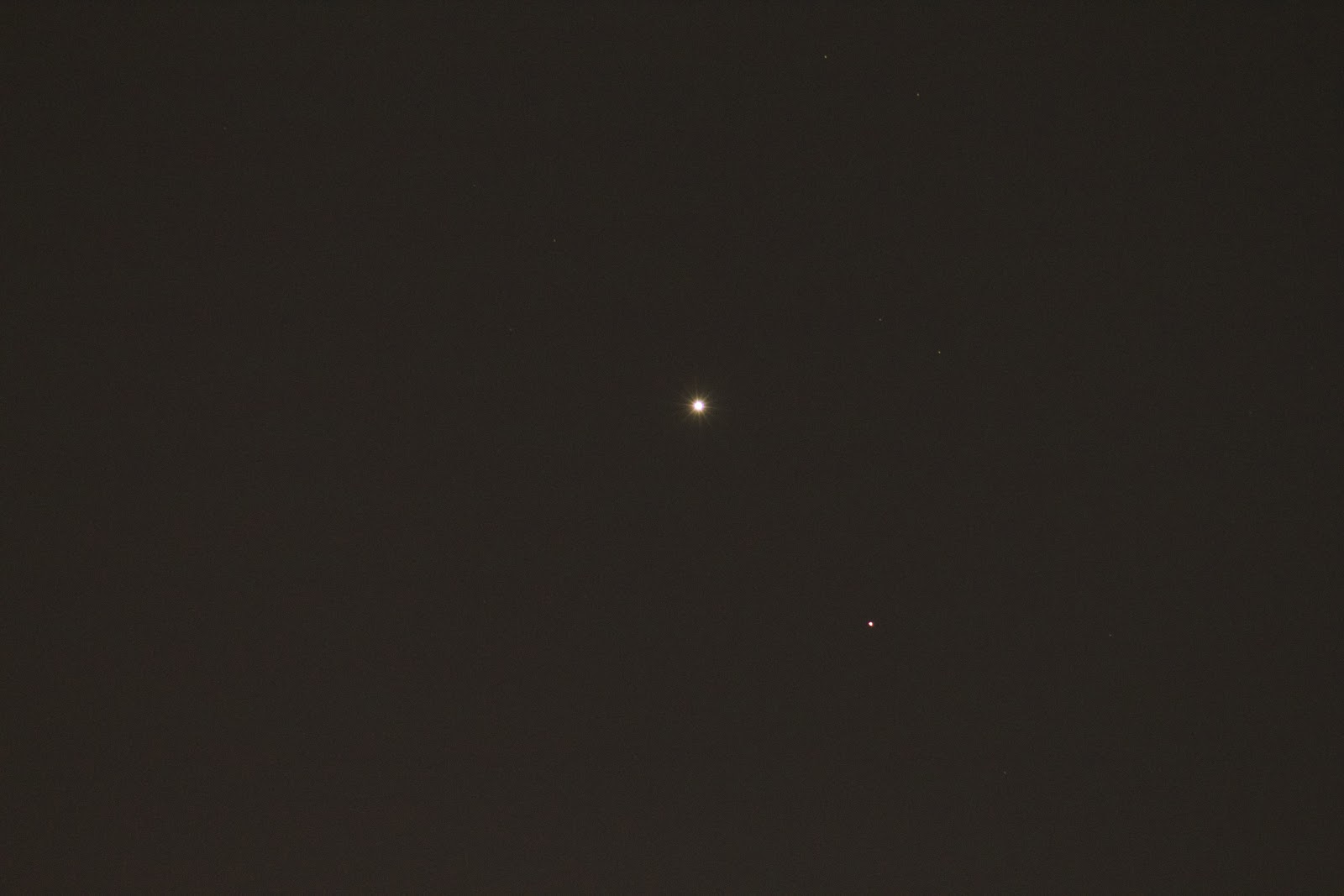 venus and mars 300mm