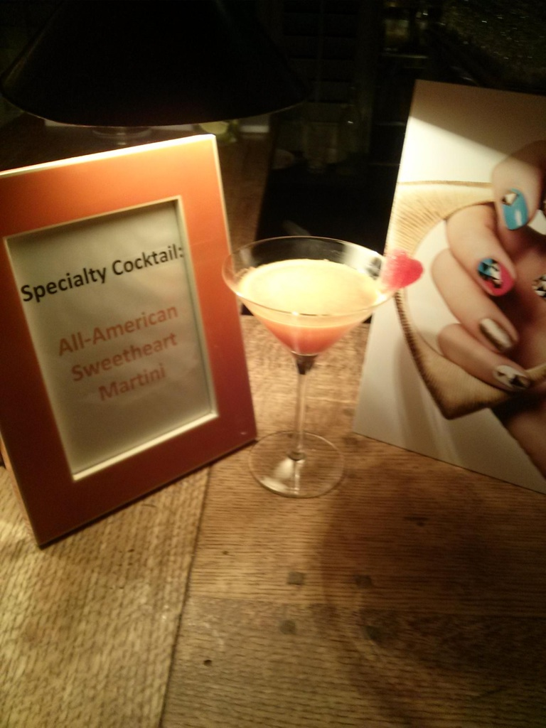 """FAB EVENT: Sally Hansen\'s """"I heart Nail ART"""" contest launch party"""