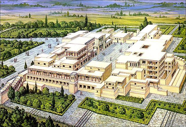Knossos Sarayı