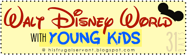 Disney World with Young kids: Deciding where to stay