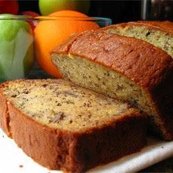 Amelieclavier: Bread - Janets Rich Banana Bread